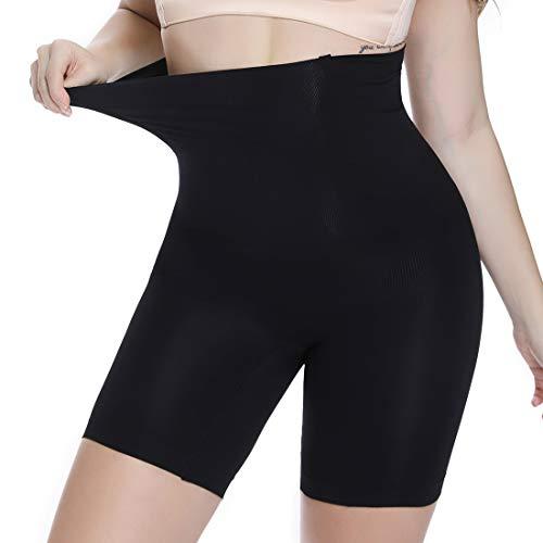Slip Shorts for Women Under Dress Thigh Slimmer Shapewear Panties Tummy Control Body Shaper High Waist