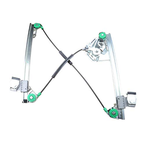 Front Right Passenger Side Power Window Regulator without Motor for Cadillac Seville ()