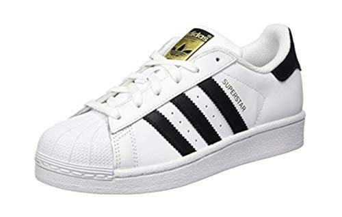 Deporte Cblack Unisex Adulto Adidas goldmt J De goldmt Zapatillas Superstar xHwnBqaF