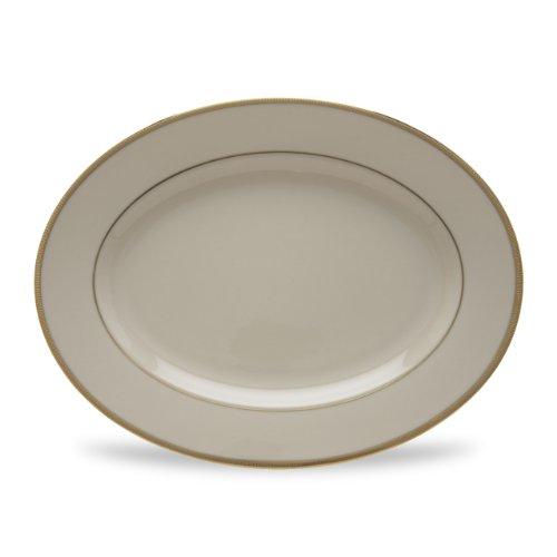 Lenox Tuxedo Oval Platter, -