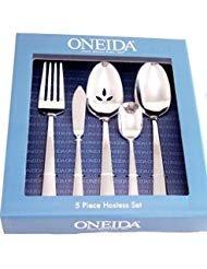 Oneida Nocha 5 Piece Hostess Set