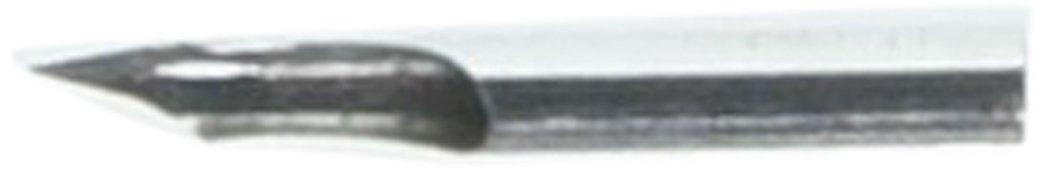 Speedball 9402-102 corvo penna piuma, confezione da 12, colore: argento H9402