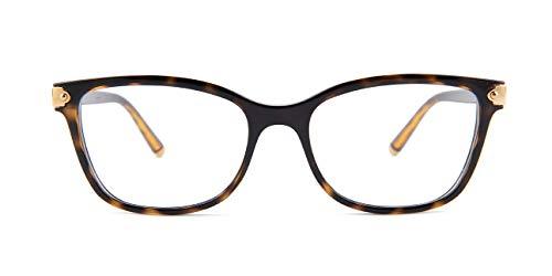Dolce & Gabbana Eyeglasses D&G DG5036 DG/5036 502 Havana/Gold Optical Frame 53mm ()