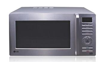 LG - Microondas Mh6589Ur, 25L, 850W, Grill Simultaneo, Inox, Reloj Digital, Temporizador, Digital: Amazon.es: Hogar