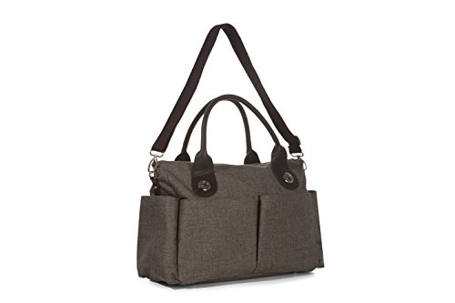 Baby Elegance Carry All Bag, Kaffee