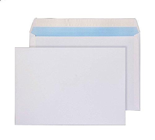 Blake Purely Everyday DL 110x220 100 GSM Peel and Seal Wallet Envelopes - White (Pack of 500) Blake Envelopes 23882