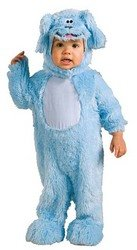 Halloween Blues Clues For Costumes (Toddler Boy's Costume: Blues Clues Blue Romper)