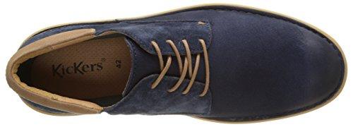 Blau Kickers Scarpe Stringate Vildiur Marineblau Uomo R6FqR
