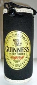 - Guinness Label Drink Cooler