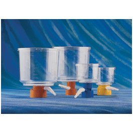 33 mm Neck Size 0.45 /µm Pore Size Corning 430512 Sterile Bottle-Top Vacuum Filter Orange Adapter