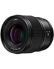 $449 » PANASONIC LUMIX S Series Camera Lens, 50mm F1.8 L-Mount Interchangeable Lens for Mirrorless Full Frame Digital Cameras, S-S50