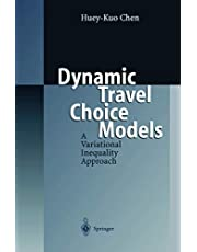 Dynamic Travel Choice Models: A Variational Inequality Approach