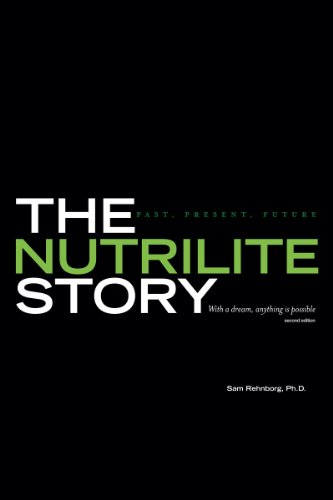 Amazon the nutrilite story past present future second the nutrilite story past present future second edition by rehnborg fandeluxe Choice Image