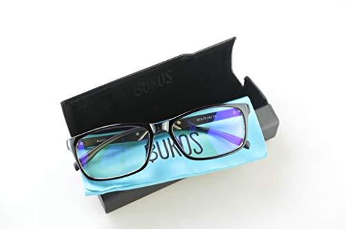 b8a94c14f09 New! HD Gaming Glasses by Bukos - ULTRALIGHTS - Blue Light Blocking  Computer Glasses
