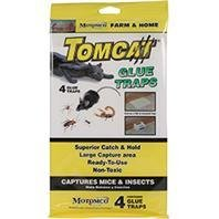 Motomco Tomcat Glue Traps For Mice And Insects