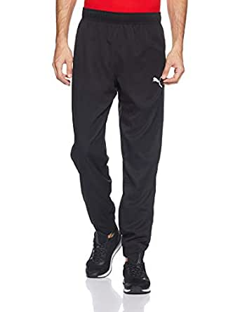 PUMA Men's Active Woven Pants CL, Puma Black, S