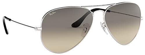 Ray Ban RB3025 003/32 58M Silver/ Gray Gradient ()