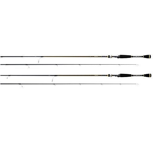 Daiwa AIRX662MFB Aird-X 8-17 lb Test Rod, Black For Sale