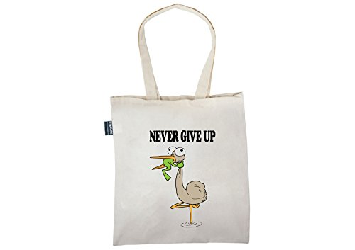 Funny Gifts Funny Tote bag women Never Tote Styles for stl3 5 Unique Bag Shopper Giveup bags nAqRw7WBaP