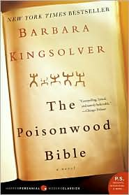 Download The Poisonwood Bible 1st (first) edition Text Only PDF