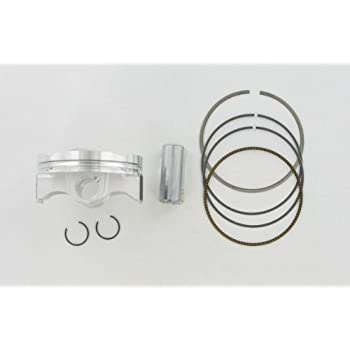 Wiseco 4815M06100 61.00mm 11:1 Compression 143cc Motorcycle Piston Kit