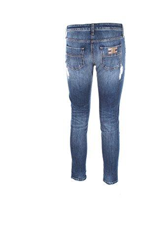 Jeans Donna Elisabetta Franchi 31 Denim Pj09i76e2 Autunno Inverno 2017/18
