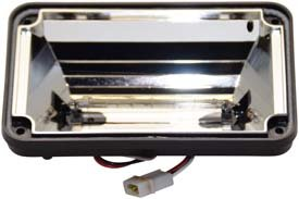- Replacement For Whelen Engineering 600 Series Linear Strobe Strobe Flash Tube