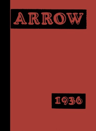 (Reprint) 1936 Yearbook: Central High School, Aberdeen, South Dakota -