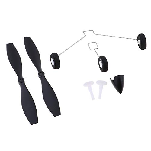 Fityle Propeller + Gear + Fairing + Landing Gear Spare Parts for WLtoys F949 Plane ()