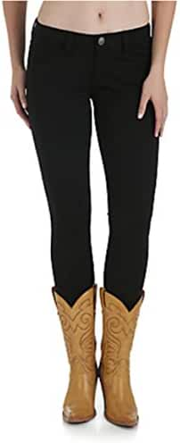 Wrangler Women's Rock 47 Low Rise Skinny Leg Jean