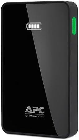 APC M5BK Polímero de litio 5000mAh Negro batería externa: Amazon ...