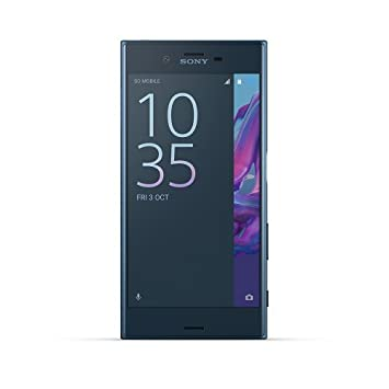 Sony Xperia XZ Forest Blue - Telefono movil con pantalla de 5.2