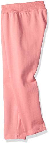 DKNY Girls' Big Glitter Jogger, Blush, 7 by DKNY (Image #2)