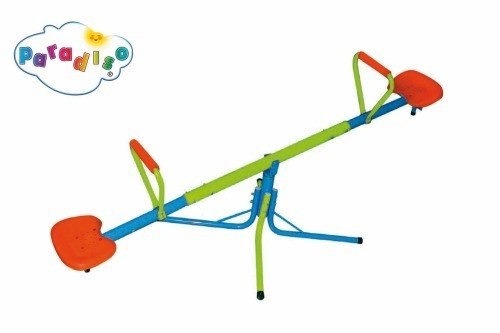 PARADISO TOYS NV–a1300205–Outdoor Game–See-Saw Metal