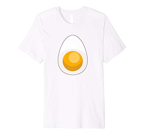 (Devilled Egg Costume Shirt | Cool Boiled Egg T-shirt)