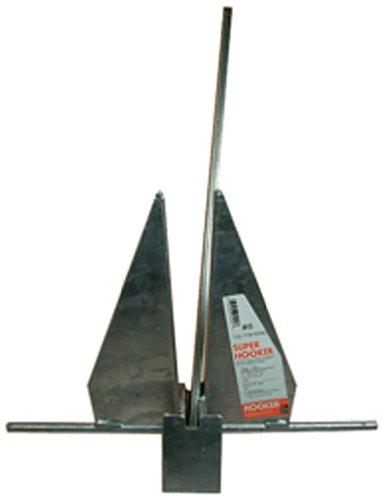Tie Down Engineering 95040 9 Pound Marine Super Hooker Anchor