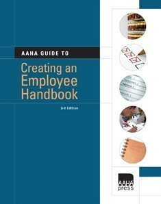 AAHA Guide to Creating an Employee Handbook