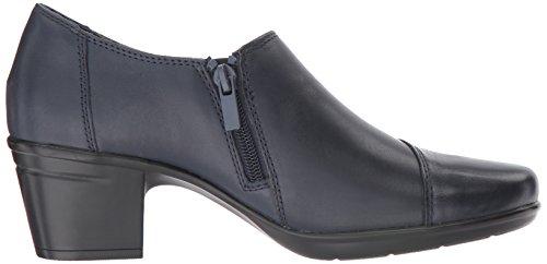 Clarks Emslie Women's Warren Slip-on Loafer Leather Shoes