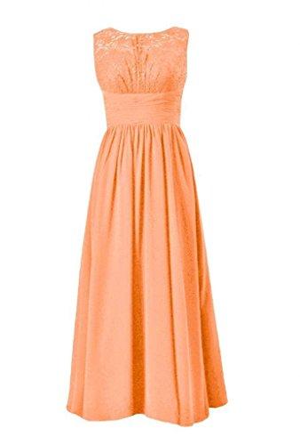BM2529L orange Long Vintage 22 DaisyFormals Evening Party Bridal Dresses Dress Lace q8IHAvw
