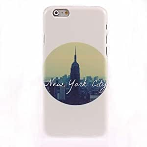 SOL ships in 48 hours Life In New York City Design Hard Case for iPhone 6 Plus