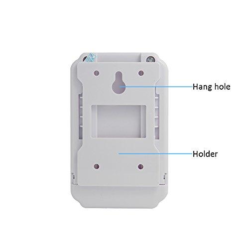 Gas Leak Detector High Sensitivity White 12V Combustible Gas Leak LPG Natural Gas Detector Propane Alarm by Liushuliang (Image #5)