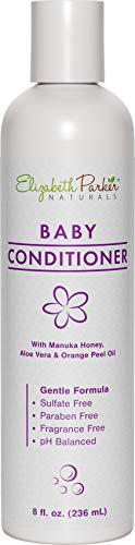 Baby Hair Conditioner - Detangler for Easy to Brush Hair- Re