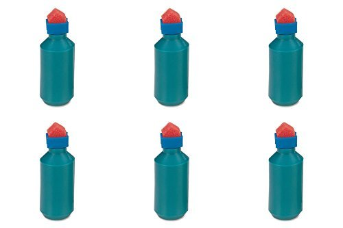 Sparco Envelope Moistener, Bottle Type, Sponge Tipped (SPR01483), 6 Packs