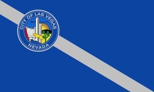 U24 Fahne Flagge Las Vegas Bootsflagge Premiumqualit/ät 30 x 45 cm