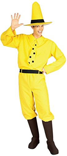 Morri (Man With The Yellow Hat Costume Curious George)