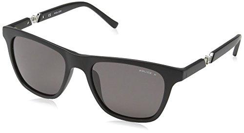 Police Sunglasses S1800 Drift 3 703P Acetate Mat Black Grey - For Men Police Sunglasses 2012