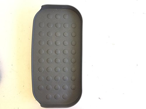 Life Fitness Right Foot Pad Pedal Plastic 0k62-01006-0000 Works Commercial Elliptical