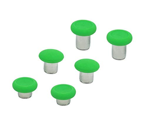 E-MODS GAMING Thumbsticks Grips Replacement for Xbox One Elite Controller - Green