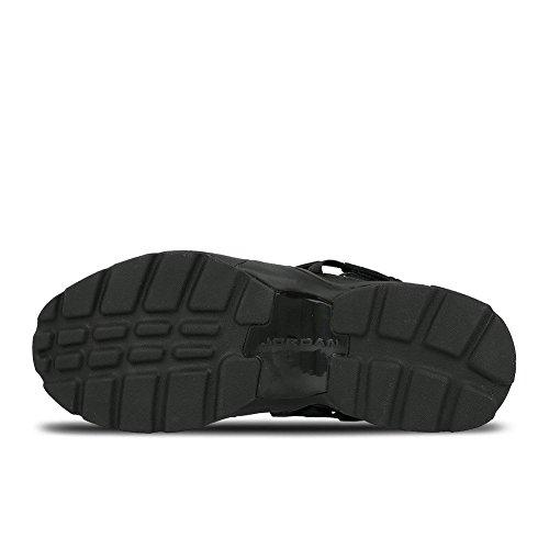 Nike Basketbalschoenen Heren Basketbalschoenen 897992-020_8 - Zwart / Zwart-zwart