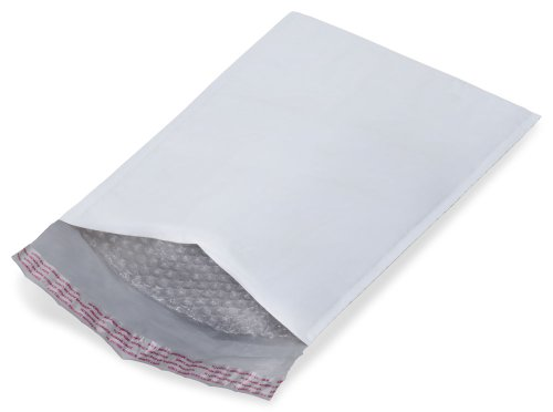 250 - #0 6x10 Poly Bubble MAILERS Padded ENVELOPES -250ct BravoPack Brand (Switchplate Plastic)